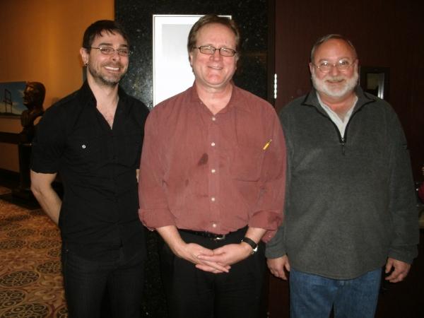 Ethan Deppe, William A. Underwood and Randy Glancy