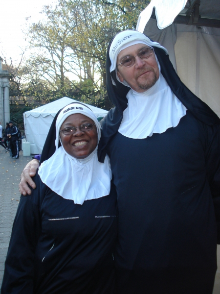 Photo Flash: SISTER ACT Participates in 'Race to Deliver'