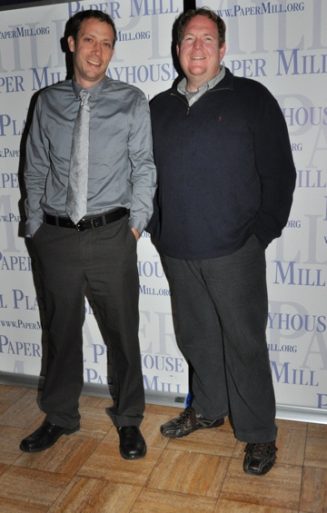 Ryan Powers and Chris Schieder (Themeatricls Inc.) Photo