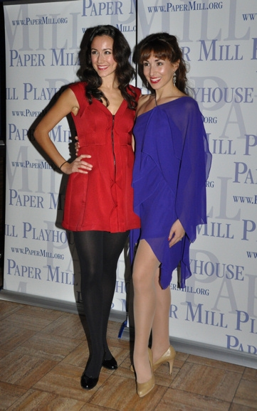 Beth Johnson Nicely and Pilar Millhollen
