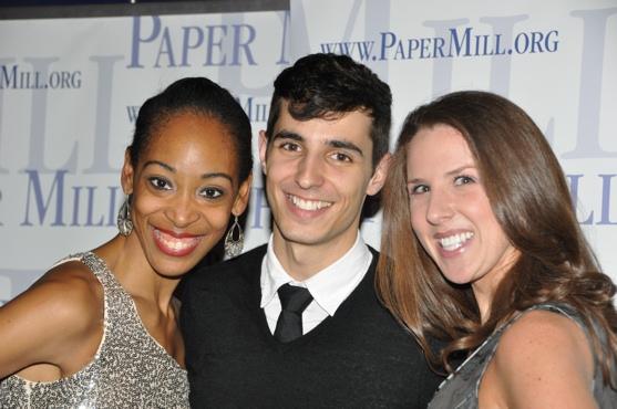Kristyn Pope, Drew King and Kelly Skidmore