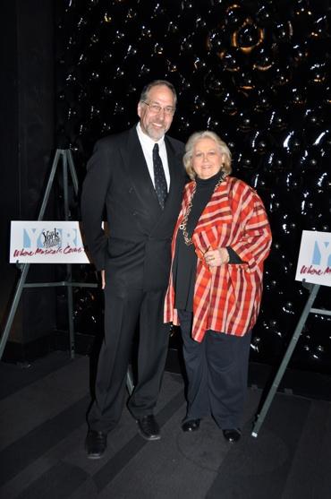 Philip William McKinley and Barbara Cook