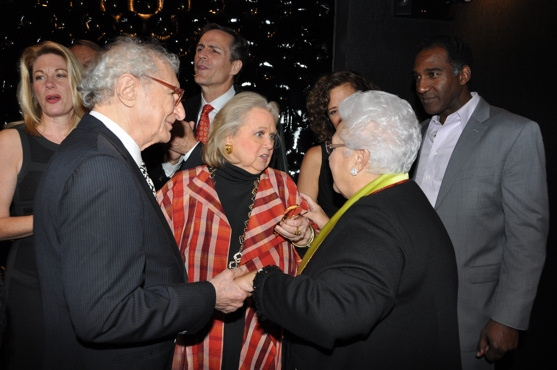 Sheldon Harnick, Barbara Cook and Marilyn Horne