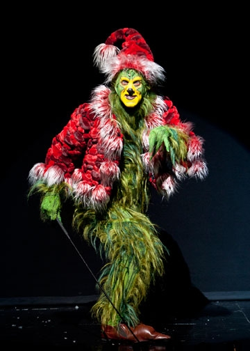 Photo Flash: Steve Blanchard Leads The Old Globe's HOW THE GRINCH STOLE CHRISTMAS!