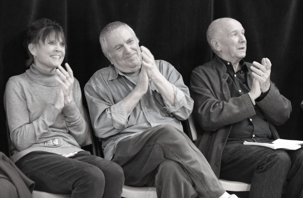 Ann Reinking, John Kander & Terrence McNally