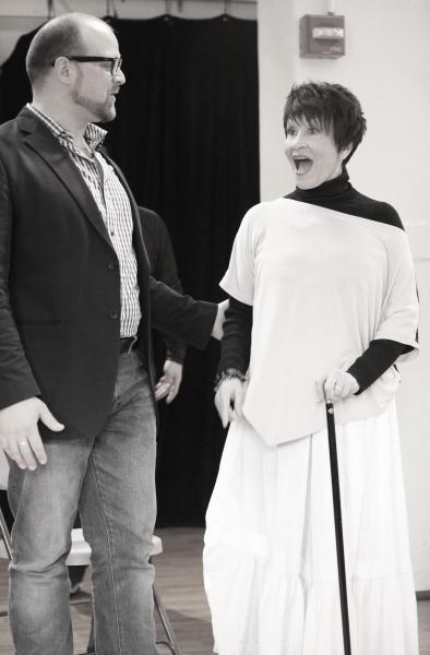 Photo Coverage: Chita Rivera, John Cullum & THE VISIT In Rehearsal