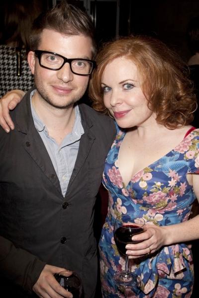 Jamie Lloyd and Suzie Toase
