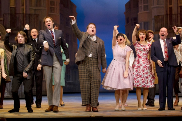 Photo Flash: ONE MAN, TWO GUVNORS Opens in West End