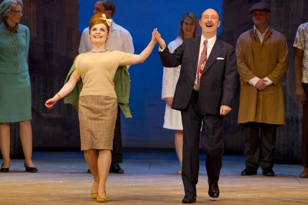 Suzie Toas and Fred Ridgeway