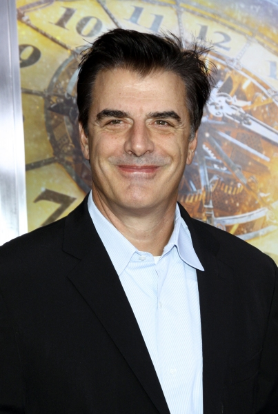 Chris Noth at HUGO Premieres in New York