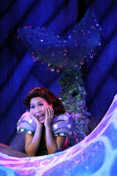 Photo Flash: Disney's THE LITTLE MERMAID Opens in Manila