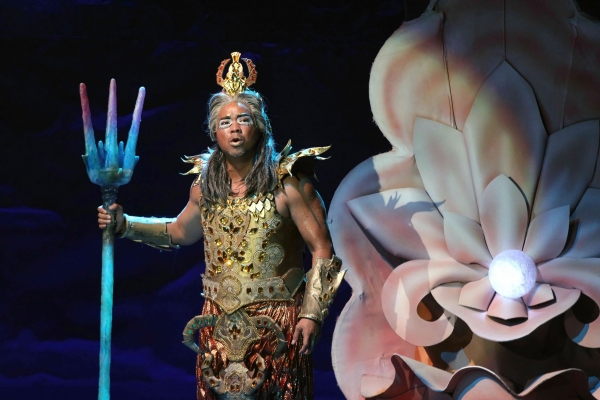 Photo Flash: Disney's THE LITTLE MERMAID Opens in Manila