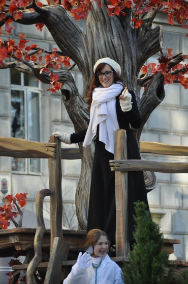 Photo Coverage: The 85th Annual Macy's Thanksgiving Day Parade!