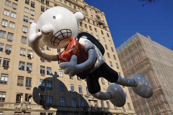 Photos: The 85th Annual Macy's Thanksgiving Day Parade!