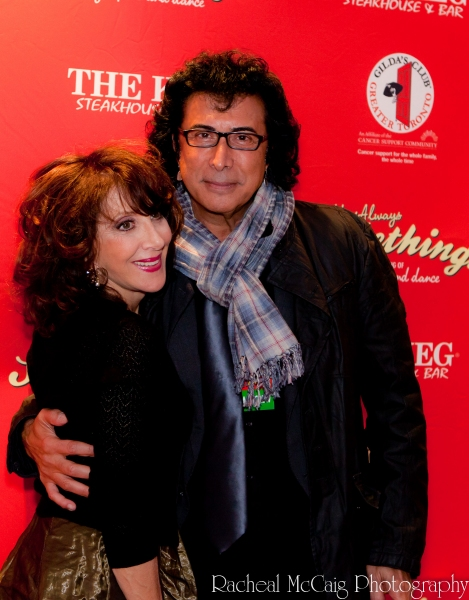 Andrea Martin and Andy Kim