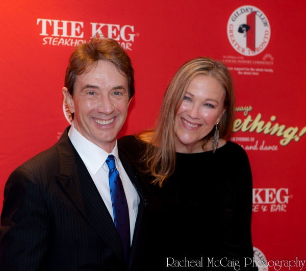 Martin Short and Catherine O'Hara