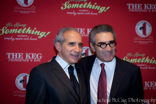 Fred Levy and Eugene Levy
