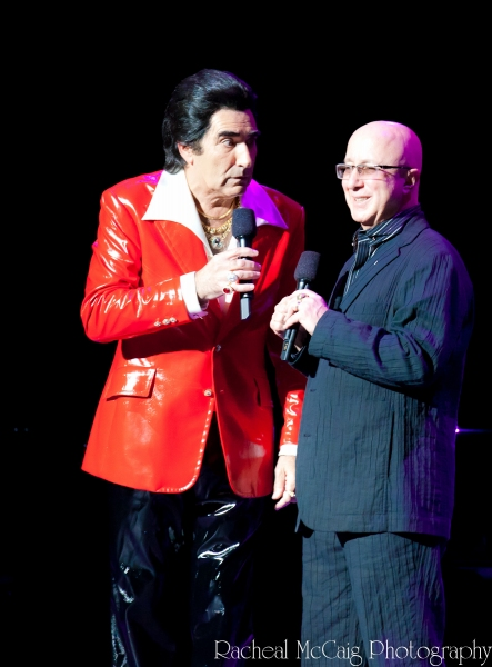 Bobby Bittman (Eugene Levy) and Paul Shaffer