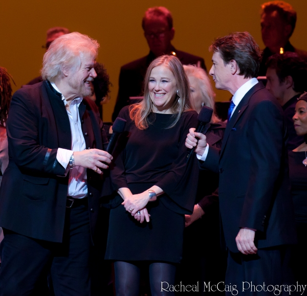 Randy Bachman, Catherine O'Hara and Martin Short