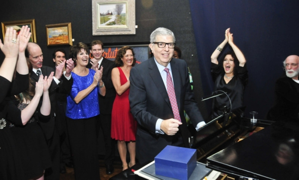 Photo Flash: Encompass New Opera Honors Marvin Hamlisch With Brian d'Arcy James, Lucie Arnaz & More