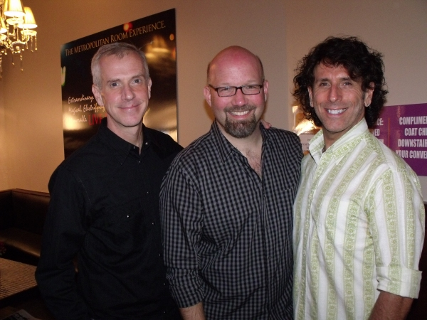 Tom Andersen, Scott Coulter and Tim DiPasqua