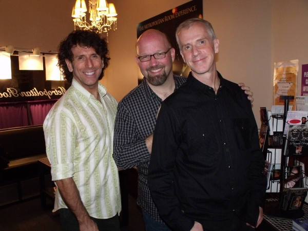 Tim DiPasqua, Scott Coulter and Tom Andersen
