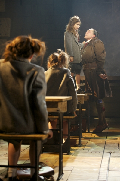 Eleanor Worthington Cox, Bertie Carvel and Company