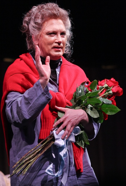Photo Coverage: Charles Busch Channels Katherine Hepburn in TEA AT FIVE Reading