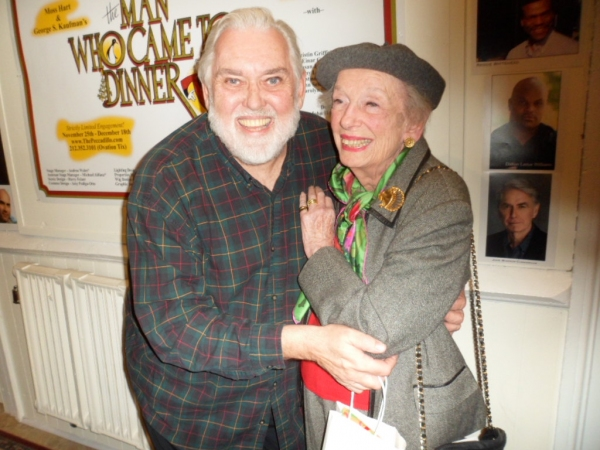 Photos: David Pittu, Anne Kaufman Attend The Man Who Came to Dinner