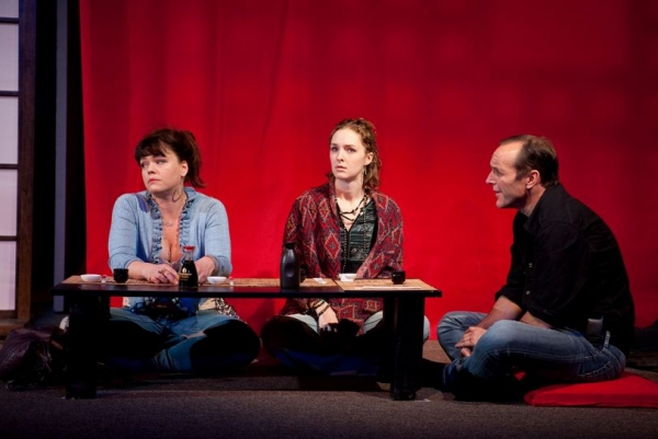 Photo Flash: First Look at Ethan Coen's HAPPY HOUR at Atlantic Theatre Company