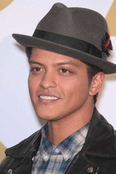 Bruno Mars at Inside the 2012 Grammy Nominations Concert!