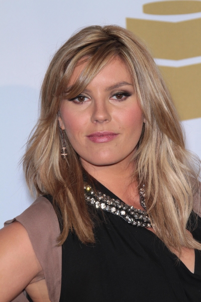 Grace Potter at Inside the 2012 Grammy Nominations Concert!