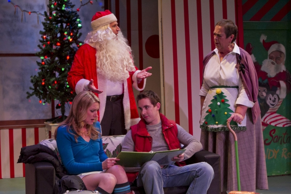 Photo Flash: A Very Phoenix Xmas 6: Our Goose is Cooked!