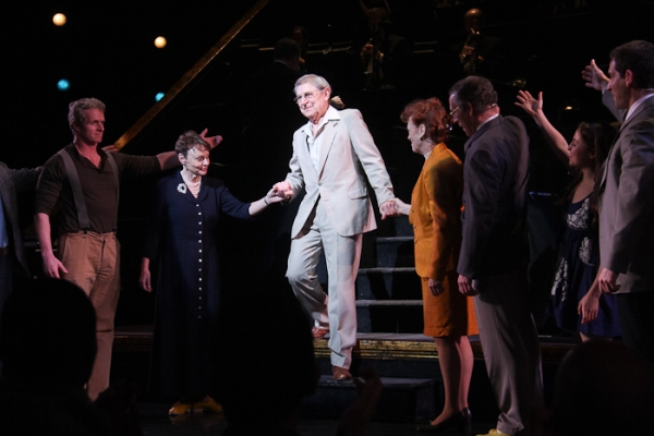 Photo Coverage: Chita Rivera & John Cullum Shine in THE VISIT Benefit - Curtain Call and After Party Shots!