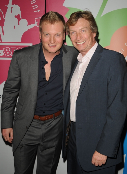 Chris Lythgoe and Nigel Lythgoe