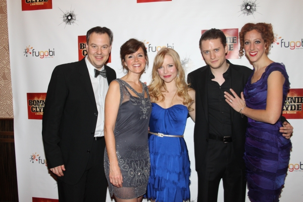 Photo Coverage: BONNIE & CLYDE Opening Night Party