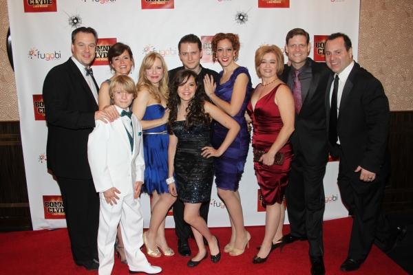 Tad Wilson, Garrett Long, Marissa McGowen, Jon Fletcher, Alison Cimmet, Leslie Becker Photo