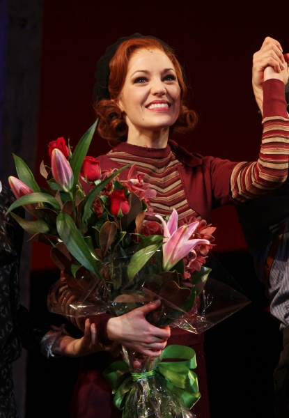 Photo Coverage: BONNIE & CLYDE Opening Night Curtain Call
