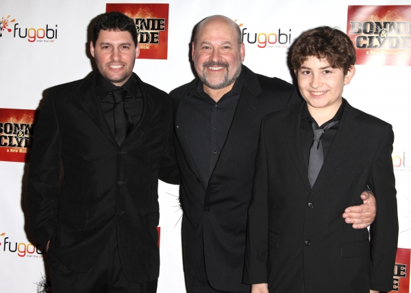 Photos: BONNIE & CLYDE Opening Night Red Carpet