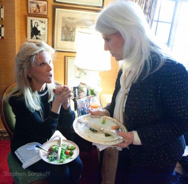 Carol Tambor & Jamie deRoy Photo