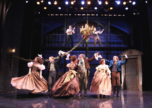 Photo Flash: A Christmas Carol at The Shakespeare Theatre of New Jersey