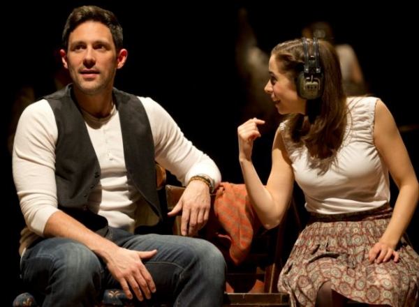 Photo and Video Flash: ONCE Begins Previews on Broadway Tonight!