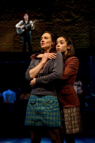 Photo Flash: First Look at New York Theatre Workshop's ONCE!