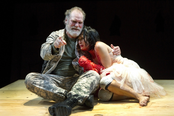 Photo Flash: First Look at Public Theater's TITUS ANDRONICUS