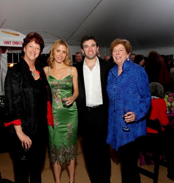 Photo Flash: Kerry Butler and Jarrod Spector Lead Landmark on Main Street's Spotlight Gala '11