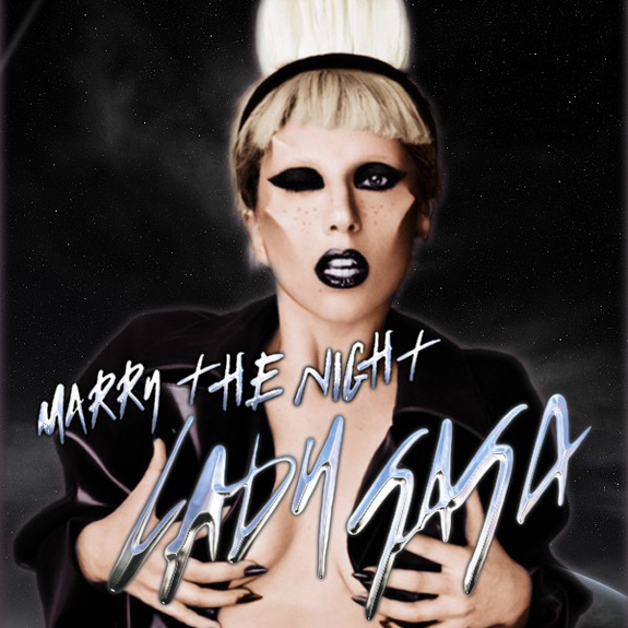 FLASH-FRIDAY-Lady-Gaga-Marries-The-Night-20010101