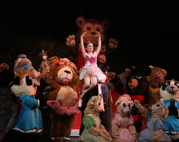 Teddy Bears' Nutcracker with Brianna Maguire as Clara Photo