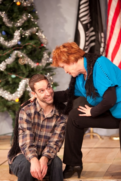 NOW PLAYING:  Miners Alley Playhouse presents A ROCKY MOUNTAIN HOLIDAY - thru 12/22