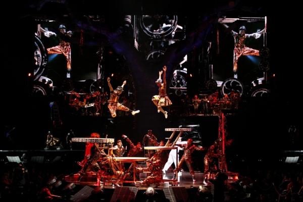 Photo Flash: Cirque du Soleil's Michael Jackson THE IMMORTAL World Tour Opens in Las Vegas!
