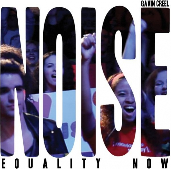 Photo Flash: See the Cover of Gavin Creel's New Single, NOISE!